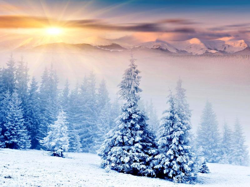 parler de l'hiver en anglais